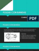 Poleas Con Bandas