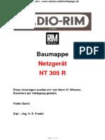 Baumappe_Netzgerat_NT305R