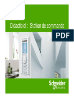 Didacticiel Station de Commande Schneider Electric