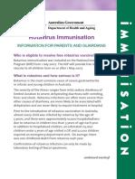 Brochure Rotavirus