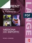 """Medicina Do Esporte - Diagnã""""Stico e Tratamento"""