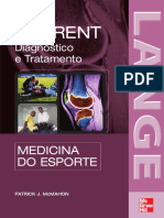 "Medicina Do Esporte - Diagnã""Stico e Tratamento"