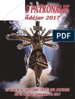 Fiestas Mondejar 2017