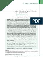 Utilidad Clinica Del Extendido LEUCOCITOS