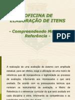 2., Matriz de Referência