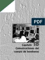 18 Comunicaciones Del Cuerpo de Bomberos