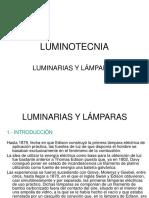 4º Luminarias y Lámparas Alum