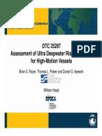 EVNT-PR-2014-OTC 3 25297 Assessment UDW Riser Concepts High-Motion Vessels-Royer-05!06!14