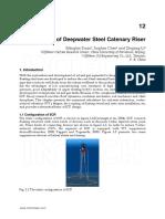 Mechanics of Deepwater Steel Catenary Riser