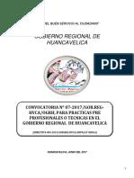 2508612 Bases de La Septima Convocatoria de Practicas - 2017