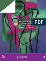 Politicas Igualdad Equidad Gender Mainstreaming Evangelina Garcia Prince