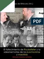 Bitácora (M-L); El fallecimiento de Rockefeller y la desmemoria de los jruschovistas y maoístas, 2017.pdf