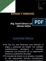6. Estado y Derecho