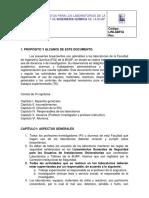 Reglamento Laboratorio de Ingeniería Fiq Buap