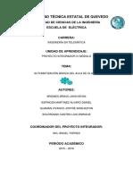 Proyecto Integrador Modulo IV 2015 Sep