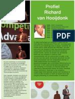 CV Richard Van Hooijdonk