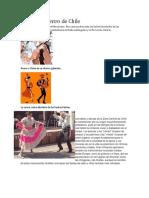 Bailes Del Centro de Chile
