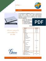 IP PBX - GXE5024