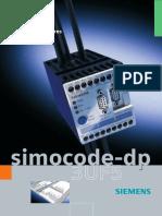 Catálogo Simocode-DP 3UF5 Descritivo Seleção