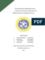 Tugas Kelompok Sistem Administrasi Negara