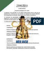 Propuesta Pedagogica Proyecto Sept2017