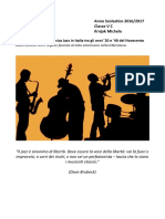 Il Jazz in Italia - Tesi Di Maturità word file