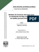 Tesis Simulacion Pozos Fracturados