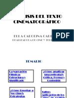 Analisis Del Texto Cinematografico Ok