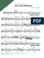 G. Donizetti - Regnava Nel Silenzio - (Lucia Di Lammermoor)