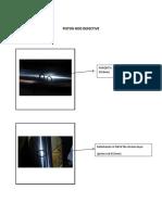 Piston Rod Defective