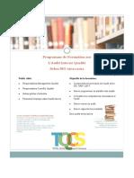 Fiche Technique Formation Audit Interne Des Systemes de Management