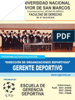 Brochure Derecho 2016