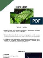 2. CICLO HIDROLÓGICO