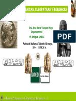 Reinas Ptolemaicas - Cleopatras y Berenices (Ana María Vásquez Hoys).pdf