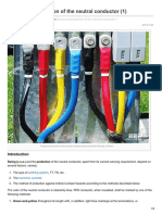 Electrical-Engineering-portal.com-Sizing and Protection of the Neutral Conductor 1