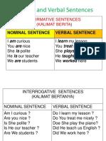 Nominal and Verbal Sentences_sem2_year1-1