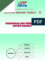 Rangka Rang Spd Motor