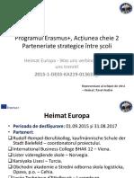 Heimat _ Europa Acasa!
