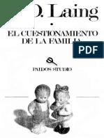 El Cuestionamiento de La Familia