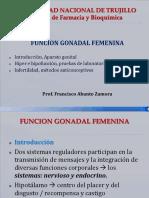 23 Funcion Gonadal Femenina