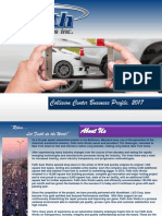 Faith Auto Works Inc. Collision Center Business Profile 2017