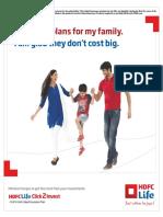 HDFC Life Click 2 Invest