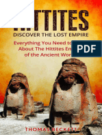 The Hittites by Thomas Beckett