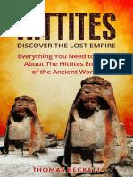 The Hittites by Thomas Beckett