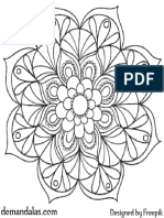 Mandalas Para Descargar Imprimir Gratis 2