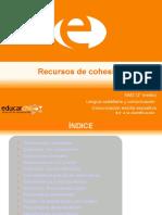 Recursos de Cohesión.ppt