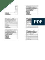 Criterios de Evaluacion Para Proyecto