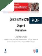 6 Balance Laws