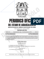 Ley de Ingresos de Municipio 2017