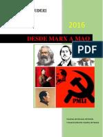 Desde Marx a Mao